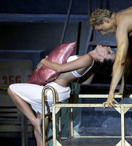 Janet – The Rocky Horror Show, mit Hendrik Schall, 2013