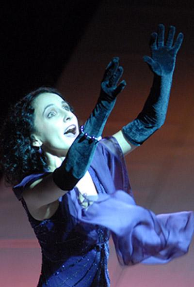 Cunigonde, Konzert, 2010