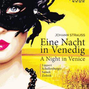 DVD Eine Nacht in Venedig